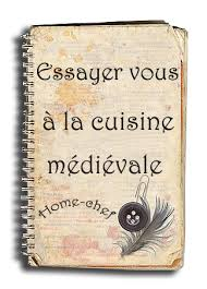 recette cuisine ancienne medievale home chef