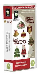christmas cards themed cricut scandinavian christmas cards cartridge