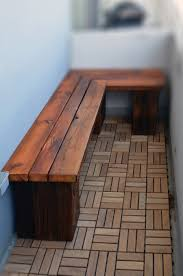 Rustic Wooden Bench Rustic Wood Outdoor Bench Abodeacious