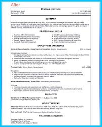 Resume Examples For Executive Assistant by Chronological Resume Sample Executive Administrative Assistant