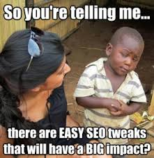 Meme Impact - 10 tiny seo tweaks for big impact og locale beyond
