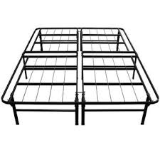 night therapy deluxe platform metal bed frame foundation full