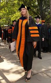 academic regalia caps gowns and a debt to princeton the s unsung