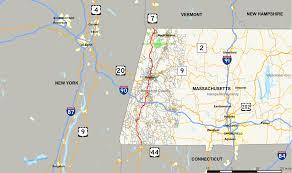 road map massachusetts usa file u s route 7 in massachusetts map svg