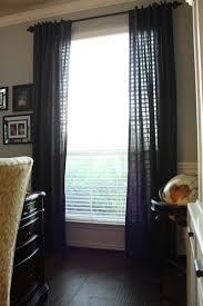 Ikea Vivan Curtains Decorating Ritva Curtains Black Home Decor 2018