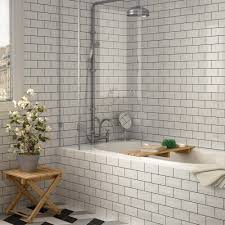 7 space saving ideas for a small bathroom walls and floors