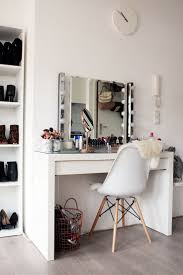 best 25 room tour ideas only on pinterest trestle desk bedroom interior updated make up vanity tour