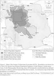 Federal Circuit Court Map Federal Register Endangered And Threatened Wildlife And Plants