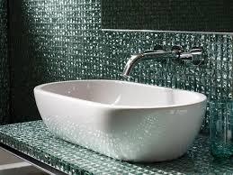 glass bathroom tile ideas glass tiles for bathroom new basement and tile