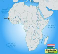 Gambia Africa Map by See The Gambia U2013 Study Abroad In The Gambia Summer 2017