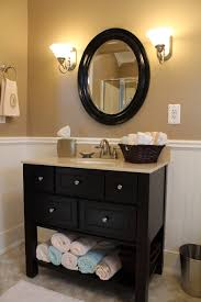 like the higher cabinet for my small guest bathroom more storage