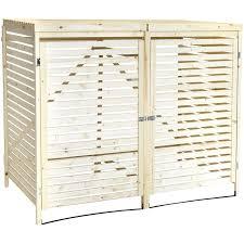 wooden bin charles bentley wooden bin store wheelie bin storage unit