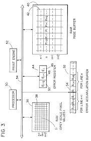 patente ep0576786a2 error diffusion processor and method for