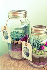 20 fun gifts in a jar terraria terrarium wedding centerpiece