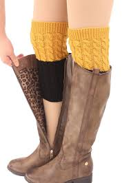 womens size 12 boot socks wholesale winter leg warmers for fashion gaiters boot cuffs