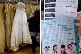 wedding dress kelapa gading bridal littlemissindri