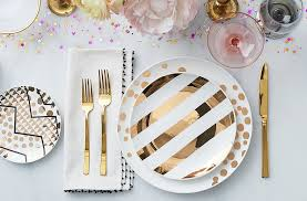happy everything plates four ideas for easy stylish table settings