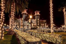 The Mission Inn Festival Of Lights Best Public Lights Display Winners 2014 10best Readers U0027 Choice