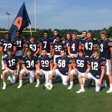 dickson county high school yearbook boys varsity football dickson county high school dickson