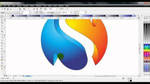 Tutorial Design Logo Corel Draw X5 | coreldraw x5 turorial simple 3d sphere logo youtube