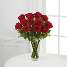 something different in flowers long stem red rose bouquet by ftd