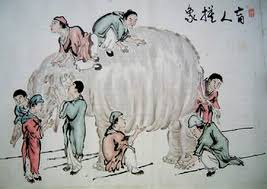 Blind Men And The Elephant Poem Blind Men And An Elephant Chinablog Cc Timeless China Blog