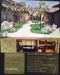 the remington apts real estate 2285 e spruce ave fresno ca