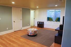 half a house u201d gained in basement remodel bluestem construction