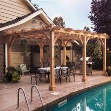 Pool Pergola Designs by 41 Best Pergolas Images On Pinterest Backyard Ideas Outdoor