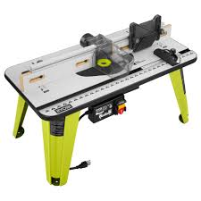 Ryobi 5 Portable Flooring Saw by Ryobi Universal Router Table A25rt03 The Home Depot