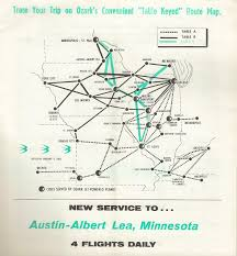 Stl Metro Map by St Louis World Airline News