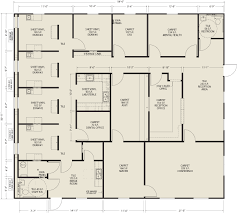 doctor office floor plan ellis modular buildings healthcare facilities floor plans