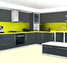 meuble cuisine vert meuble cuisine gris decoration cuisine bleu et collection et