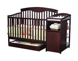 Delta Crib And Changing Table Delta Shelby Classic Crib And Changer Espresso
