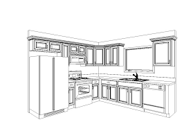 kitchen cabinet dimensions 1043