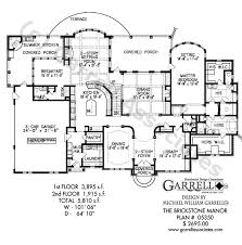 manor house plans brickstone manor house plan house plans by garrell associates inc