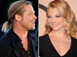 Pics Of Natalie Dormer Brad Pitt And U0027game Of Thrones U0027 Natalie Dormer Have The Same