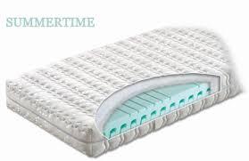 materasso nuovo materassi sfoderabili summertime un buon comfort ad un buon prezzo