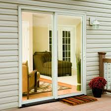 Patio Door Ratings Pella Impervia Fiberglass Sliding Patio Door Pella