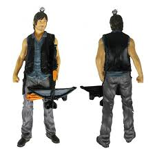 the walking dead daryl dixon resin figural ornament kurt s
