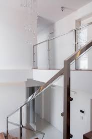 Glass Banisters For Stairs Beautify Your Dream Home By Glass Balustrades