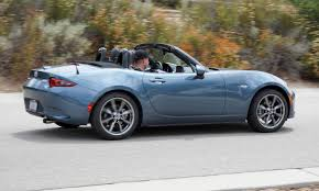 mazda sporty cars 2016 mazda mx 5 miata first drive review autonxt