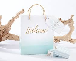 welcome bags for wedding 5 tips for an awesome wedding welcome bag