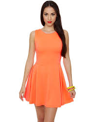 orange dress pin by t c on fashion orange dress freakum dress