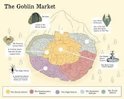 Rowan Map The Goblin Market U2014 Rowan Maccoll Portfolio