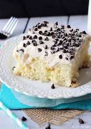 cannoli poke cake life love and sugar