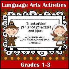 109 best 3rd grade thanksgiving images on