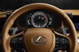lexus steering wheel recall by design lexus lc 500