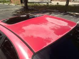 restore bad car paint with plasti dip youtube