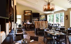 Restaurant Dining Room Tables The Overlook Restaurant Poconos Pa Woodloch Resort